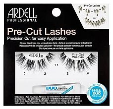 Parfumuri și produse cosmetice Gene false - Ardell Pre-Cut Demi Wipies Lashes