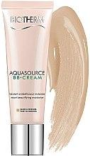 Parfumuri și produse cosmetice BB cremă - Biotherm Aquasource BB Cream SPF 15 (tester)