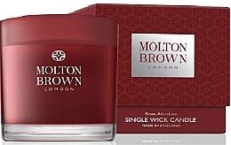 Parfumuri și produse cosmetice Molton Brown Rosa Absolute Single Wick Candle - Lumânare parfumată