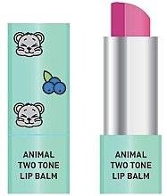 Parfumuri și produse cosmetice Balsam de buze - Animal Two-Tone Lip Balm