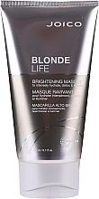 Parfumuri și produse cosmetice Mască pentru intensitatea culorii părului blond - Joico Blonde Life Brightening Mask