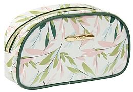 """Parfumuri și produse cosmetice Trusă cosmetică """"Spring Flower"""" mică, 4995, alb-verde - Donegal"""