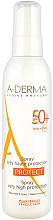 Parfumuri și produse cosmetice Spray cu protecție solară pentru față - A-Derma Protect Spray Very High Protection SPF 50+