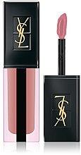Parfumuri și produse cosmetice Ruj de buze - Yves Saint Laurent Vernis A Levres Water Stain