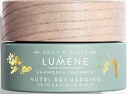 Parfumuri și produse cosmetice Preț redus! Balsam pentru față - Lumene Harmonia Nutri-Recharging Skin Saviour Balm *