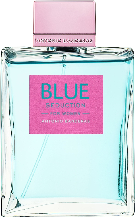 Blue Seduction Antonio Banderas woman - Apa de toaletă