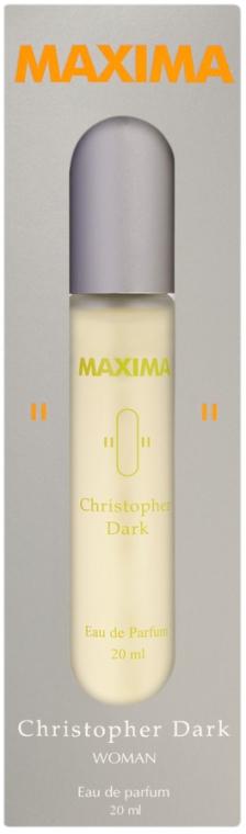 Christopher Dark Maxima - Apă de parfum (mini)