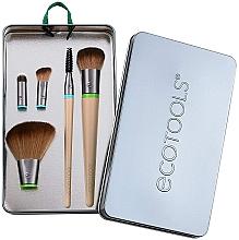 Parfumuri și produse cosmetice Set pensule de machiaj - EcoTools Daily Essentials Face Brush Set