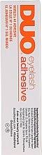 Parfumuri și produse cosmetice Adeziv pentru gene false, negru - M.A.C Duo Brush On Striplash Adhesive Dark