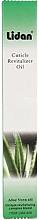 Parfumuri și produse cosmetice Creion-Ulei pentru cuticulă cu extract de aloe vera - Lidan Curticle Revitalizer Aloe Vera Oil