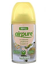 """Parfumuri și produse cosmetice Odorizant de aer """"Esență de iasomie"""" - Airpure Air-O-Matic Refill Jasmine Essence"""