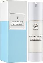 Parfumuri și produse cosmetice Cremă regenerantă cu colostru pentru față - Lambre Colostrum Pro Face Treatment