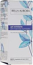 Parfumuri și produse cosmetice Gel- exfoliant anti-pigmentare pentru față - Bella Aurora Enzymatic Peeling