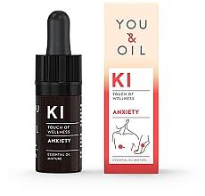 Духи, Парфюмерия, косметика Amestec de uleiuri esențiale - You & Oil KI-Anxiety Exhaustion Touch Of Welness Essential Oil