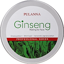 Parfumuri și produse cosmetice Peeling facial - Pulanna Ginseng Face Peeling