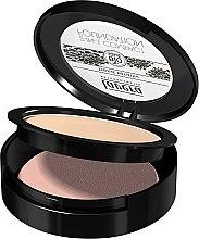 Parfumuri și produse cosmetice Fond de ten spumă - Lavera 2-in-1 Compact Foundation