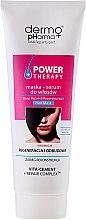 Parfumuri și produse cosmetice Mască-ser pentru păr - Dermo Pharma Power Therapy Deep Repair & Reconstruction Hair Mask