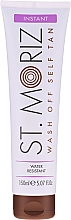 Parfumuri și produse cosmetice Autobronzant pentru corp - St.Moriz Instant Wash Off Tan Water Resistant