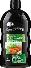 Parfumuri și produse cosmetice Sampon cu extract de migdale și Aloe Vera - Bluxcosmetics Naturaphy Hair Shampoo