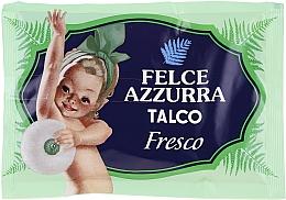 Parfumuri și produse cosmetice Pudră de talc pentru corp - Felce Azzurra Talc for the body Refill