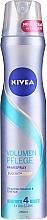 Духи, Парфюмерия, косметика Lac de păr - Nivea Volume Care Eucerit Styling Hairspray