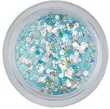 Parfumuri și produse cosmetice Strasuri pentru unghii - Hi Hybrid Glam Brokat Glitter