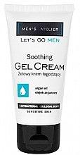 Parfumuri și produse cosmetice Cremă-gel pentru bărbați - Hean Men's Atelier Soothing Gel Cream
