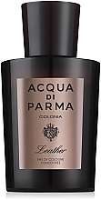 Parfumuri și produse cosmetice Acqua di Parma Colonia Leather Eau de Cologne Concentrée - Parfum