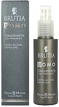 Parfumuri și produse cosmetice Deodorant - Frais Monde Men Brutia Deodorant