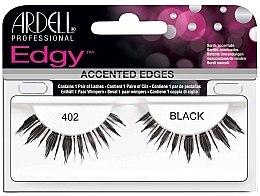 Parfumuri și produse cosmetice Gene false - Ardell Edgy Lash 402 Black