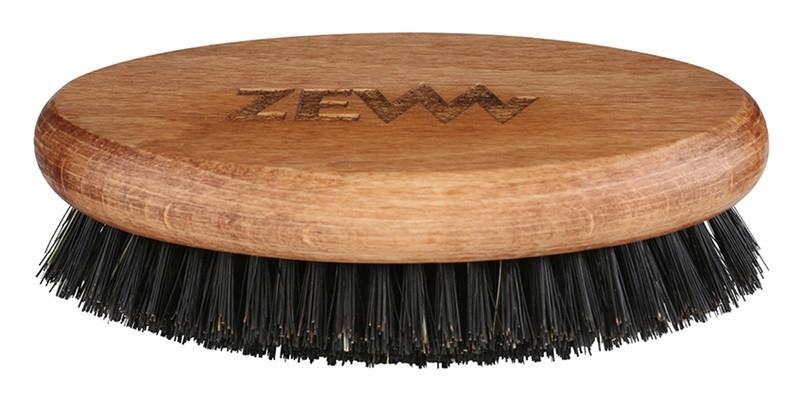 Щетка для бороды и усов - Zew Brush For Beard And Mustache — фото N1