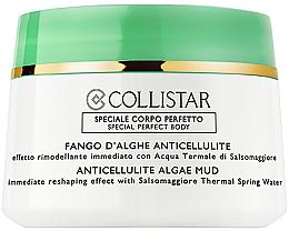 Parfumuri și produse cosmetice Gel anticelulită - Collistar Anticellulite Drainig Gel-Mud