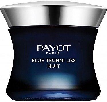Balsam de noapte pentru față - Payot Blue Techni Liss Nuit