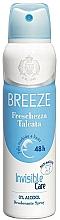 Parfumuri și produse cosmetice Breeze Deo Freschezza Talcata - Deodorant pentru corp