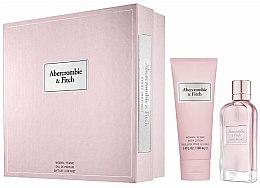 Parfumuri și produse cosmetice Abercrombie & Fitch First Instinct - Set