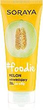 Parfumuri și produse cosmetice Gel pentru picioare - Soraya Foodie Melon Mus