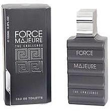 Parfumuri și produse cosmetice Omerta Force Majeure the Challenge - Apă de toaletă