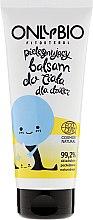 Parfumuri și produse cosmetice Balsam de corp pentru copii - Only Bio Fitosterol