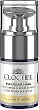 Parfumuri și produse cosmetice Интенсивный восстанавливающий крем/маска для глаз - Clochee Intensive Regenerating Eye Cream/Mask