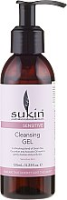 Parfumuri și produse cosmetice Gel de curățare pentru față - Sukin Sensitive Cleansing Gel