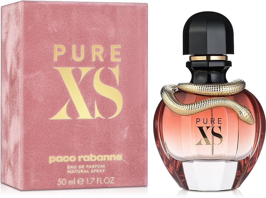 Paco Rabanne Pure XS - Apă de parfum — Imagine N2