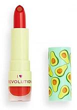 Parfumuri și produse cosmetice Ruj hidratant de buze - I Heart Revolution Tasty Avocado Lipstick