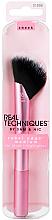 Parfumuri și produse cosmetice Pensulă pentru machiaj - Real Techniques Rebel Edge Medium