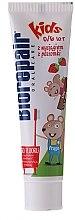 """Духи, Парфюмерия, косметика Детская зубная паста """"Веселый мышонок"""" - BioRepair Junior Topo Gigio Cartoon"""