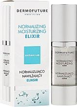 Parfumuri și produse cosmetice Elixir hidratant - DermoFuture Normalizing Moisturizing Elixir