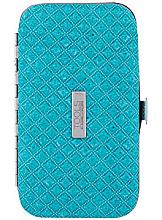 Parfumuri și produse cosmetice Set manichiură, 5 instrumente - Gabriella Salvete Tools Manicure Kit Blue