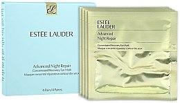 Parfumuri și produse cosmetice Mască regenerantă pentru ochi, 4 buc. - Estee Lauder Advanced Night Repair Eye Mask