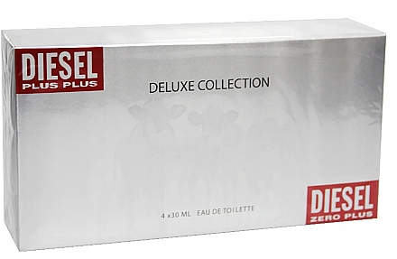 Diesel Zero Plus Feminine - Set (EDT/4x30ml)