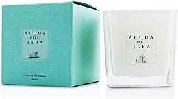 Parfumuri și produse cosmetice Lumânare parfumată în suport de sticlă - Acqua Dell Elba Mare Scented Candle