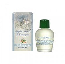 Parfumuri și produse cosmetice Ulei parfumat - Frais Monde Mallow And Hawthorn Berries Perfume Oil